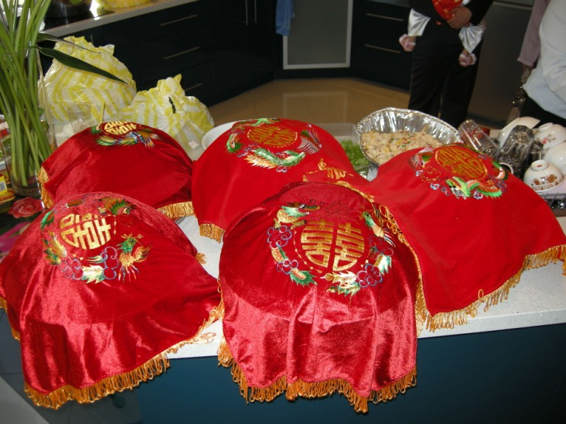 Traditional Chinese Wedding Gifts: The Vietnamese Marriage Ceremony