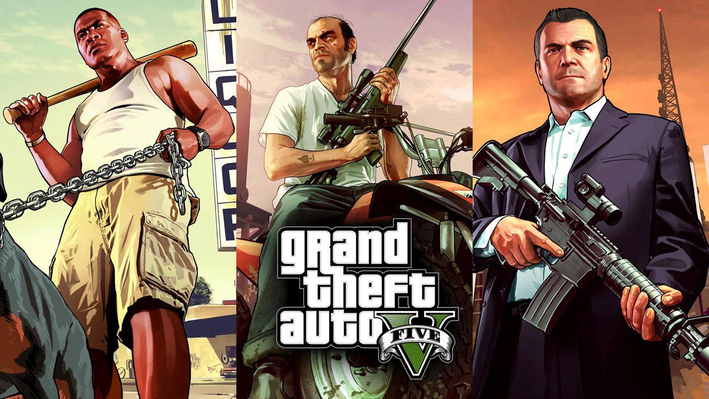 Grand Theft Auto V: Story