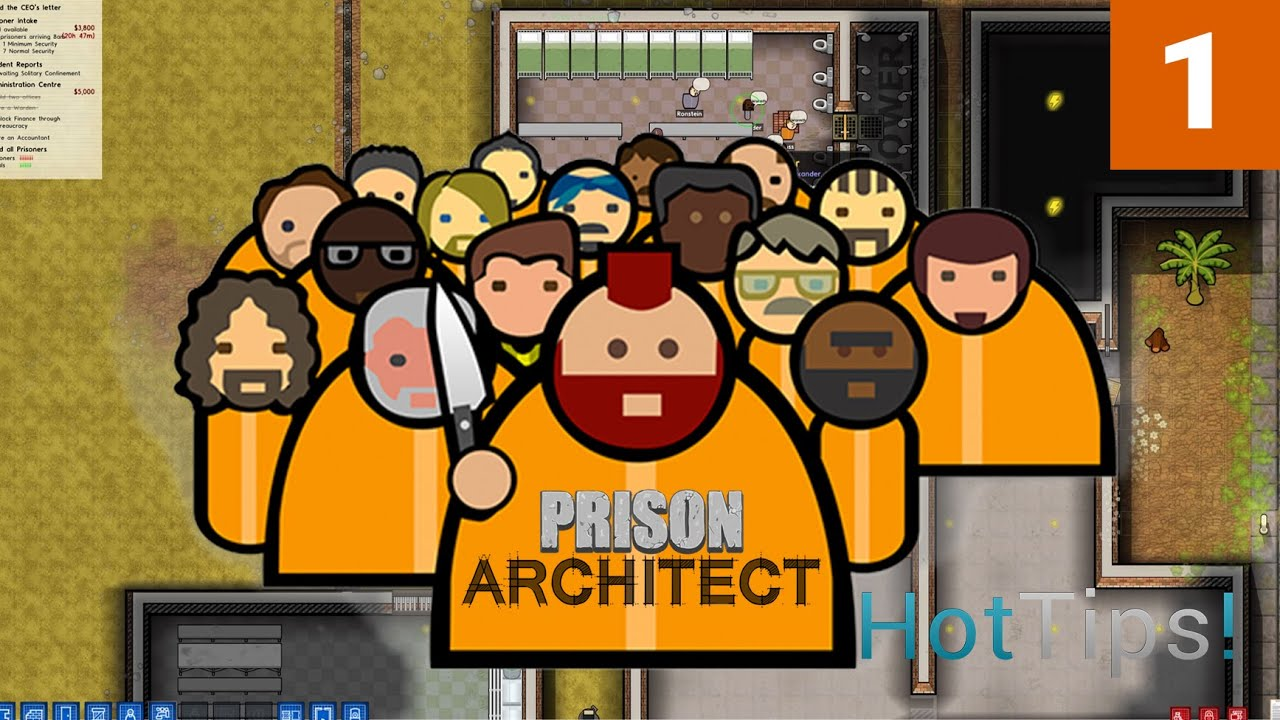 Prison Architect - Prison Town